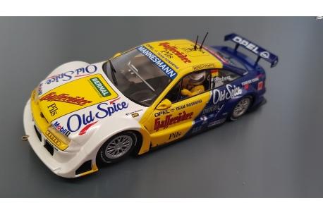 Opel Calibra V6 n. 12 Avus Ring 1995