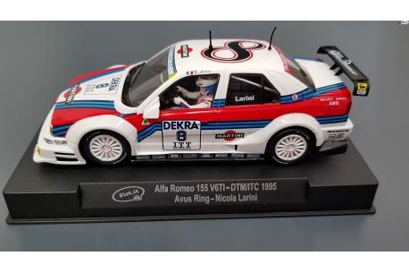 CA40A. Alfa Romeo 155 V6TI DTM/ITC 1995 Martini #8