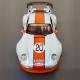 Porsche 911 GT2 Special Gulf Edition n20 Pearl Blue