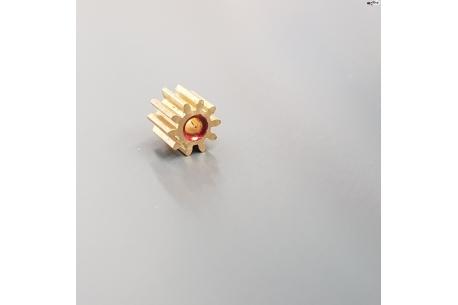 Pinion 10z bronze