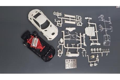 MB AMG  GT3 White Racing Kit