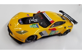Corvette C7R 24h Le Mans 2014 Defected.