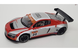 Audi R8 Ebrahim Motors Brazilian GT Defected