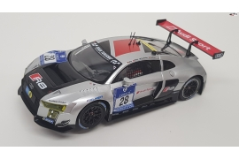 Audi R8 LMS GT3 24h Nurburgring 2015 Team WRT AW