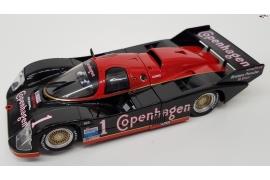 Porsche 962 IMSA N1. 12h Sebring 1988