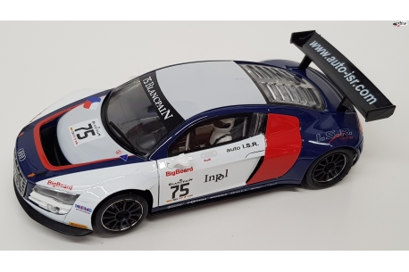 Audi R8 LMS nr. 74 Blancpain Sprint Series 2015