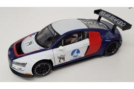 Audi R8 LMS nº 21 Belgian Audi Club