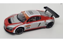 Audi R8 Ebrahim Motors Brazilian GT Defected