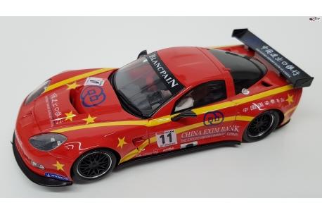 Corvette C6R Exim Bank Team  AW