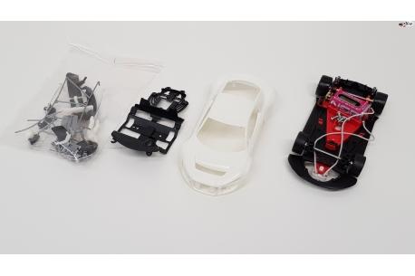 Audi R8 Kit carroceria blanco. AW