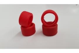 Neumaticos traseros 19.5 x 11mm Perfil Bajo