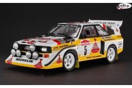 Audi Quattro S1 Rally Montecarlo 1986