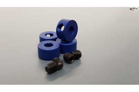 Stopper for ball Bearings axle 3 mmm