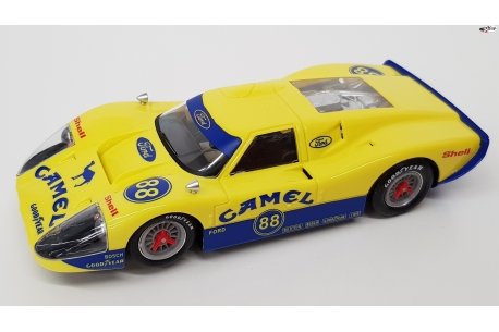 Ford GT40 MK IV Camel Limited Edition SW