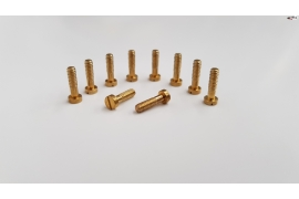 M2.2 body screws x 8 mm
