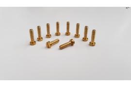 Tornillos carroceria M2.2 x 8 mm