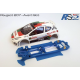 Chasis 3DP Flex RS2 Peugeot 207 Avant Slot.