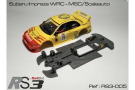 Chassis 3DP Flex RS3 Subaru Impreza WRC IL
