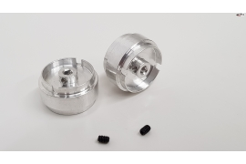 Llanta Aluminio 17.5 x 10 mm