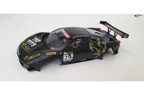 Carrocería  Ferrari GT3 Italia
