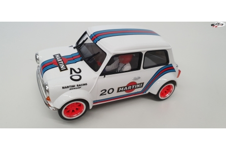Mini Cooper Martini White