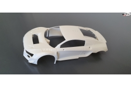 Body  Audi R8 LMS GT3 Kit white