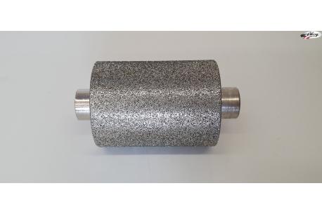 Abrasive cylinder (120)