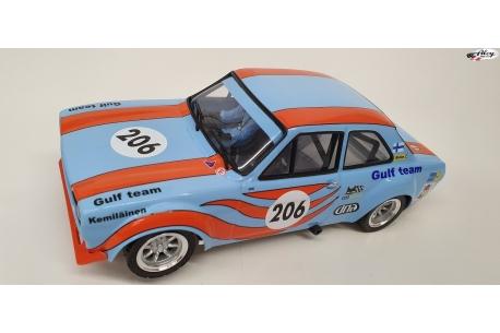 Ford Escort MK1 Gulf Team