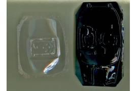 Inter.+cristal lexan LEXUS 430 vel. NC