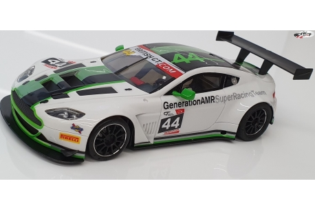Aston Martin ASV GT3 Donington 2016 AW Defected