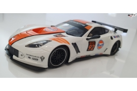 Corvette C7R Gulf L.E. AW Defected.