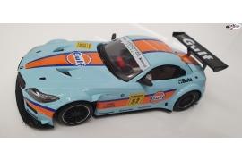 BMW Z4 GT3 AW Gulf Edition