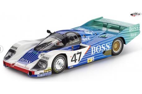 Porsche 956 LH LeMans 1984