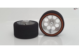 Foam tire 24.5 x 13 mm