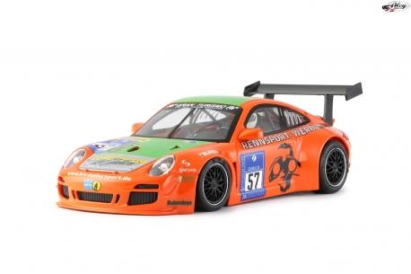Porsche 997 Nurburgring 2014