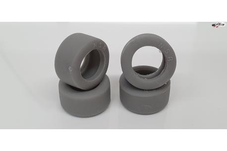 Rear tire  WRE 20 x 10 mm