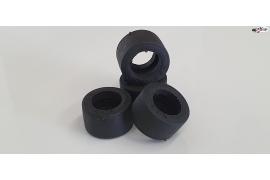 Tires rubber Supergrip 20 x 12 mm
