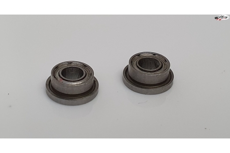 Simple lip ball bearing
