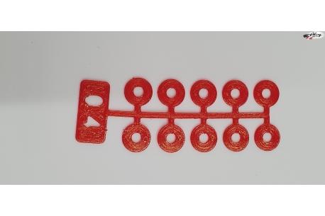 Arandela Flexible 3D 0,4 mm
