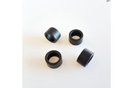 Tire MAX 100 Black Pat  17.6 x 10.3 mm