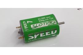 Engine Speed 7, 22,000 Rpm