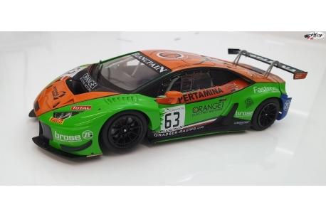 LB Huracán GT3  Grasser Racing