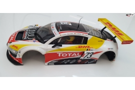 Car Body Audi R8 LMS GT3 1/24