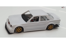 White Kit Mercedes 190E DTM