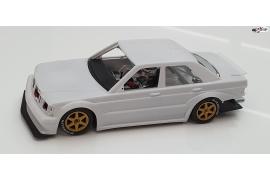 White Kit Mercedes 190E DTM