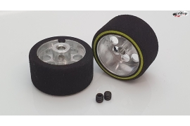 Wheel foam 24.50 x 13.00 mm rim 19.00 mm ProComp-2 1/24