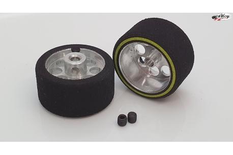 Wheel foam 24.50 x 13.00 mm rim 19.00 mm ProComp-2 1/24