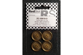 Tapacubos 3D BBS Super RS 1/24