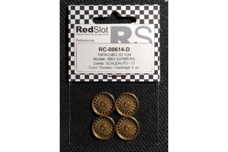 """3D Hudcap BBS Super RS 1/24 17"""""""