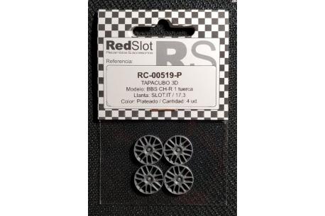 """Tapacubos 3D BBS CH-R 1/32 17.3"""""""
